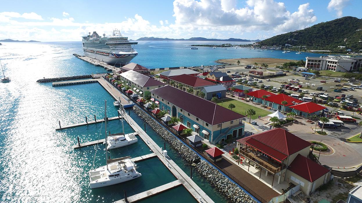Tortola Pier Park Ltd Visitor Center